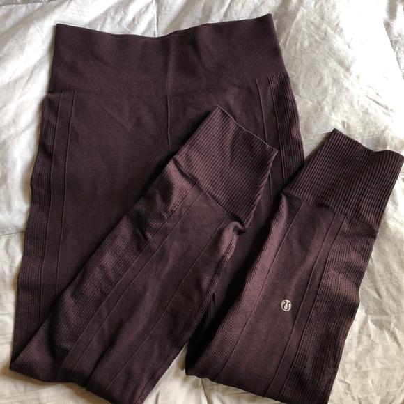 e5b8f970bedda1 lululemon athletica Pants | Lululemon Ebb To Street Pant Seamless ...